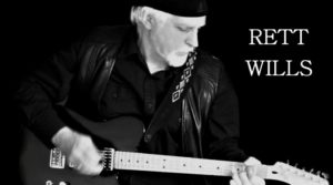 Rett Wills - Sunday Church Blues @ Old Church Theatre