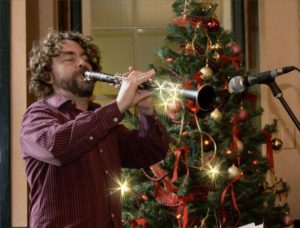 Soulful Jazzy Family Christmas @ Old Church Theatre