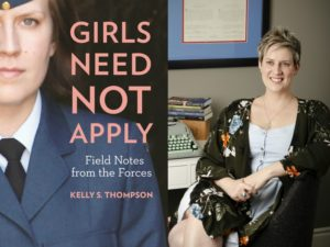 """Girls Need Not Apply"" - Conversation with Kelly S. Thompson @ Old Church Theatre"
