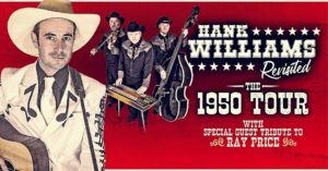 Hank Williams Revisited @ Old Church Theatre