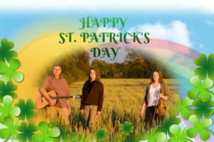 Seventh Town ~ St. Patrick's Day Celebration! @ Old Church Theatre | Quinte West | Ontario | Canada