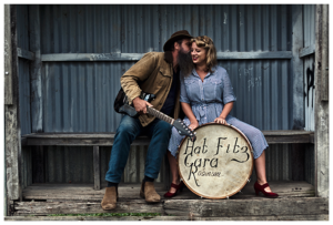 Hat Fitz & Cara @ Old Church Theatre