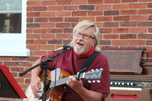 Open Mic - The Patio Sessions @ Old Church Theatre
