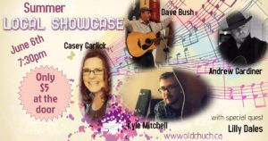 Local Showcase @ Old ChurchTheatre