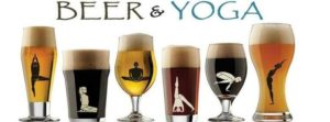 Beer Yoga @ Old Church Theatre