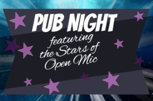 Pub Night @ Old Church Theatre