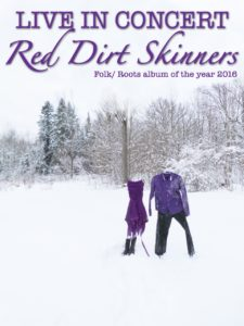 Red Dirt Skinners @ Old Church Theatre | Quinte West | Ontario | Canada
