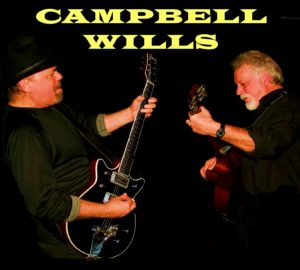 Campbell Wills Duo @ Old Church Theatre | Quinte West | Ontario | Canada