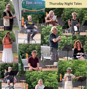 Thursday Night Tales @ Old Church Theatre
