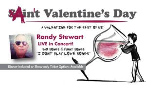 S/Ain't Valentine's Day @ Old ChurchTheatre