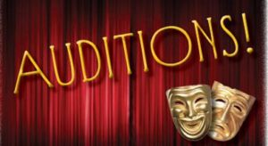 Auditions - Sharpen the Acts Part 3 @ Old Church Theatre
