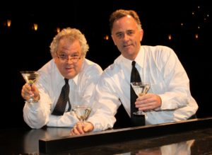 Three Martinis @ Old Church Theatre
