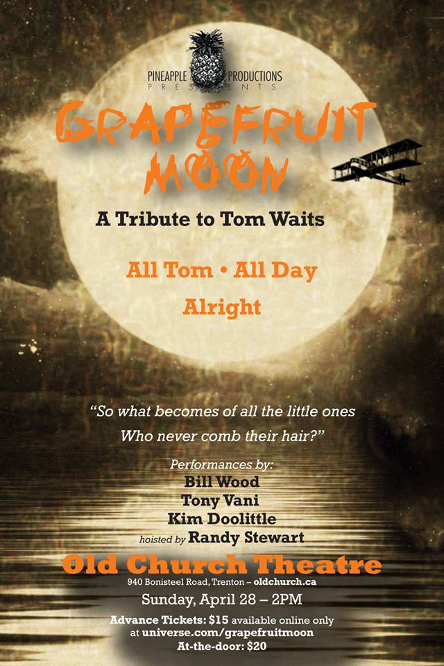 Grapefruit Moon: A Tribute to Tom Waits